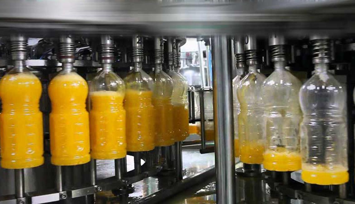 industria alimentaria y bebidas