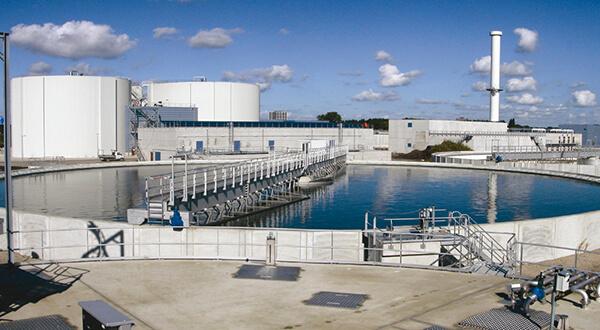 Industria tratamiento de agua